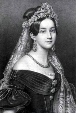 Amalie Friederike Maria Von Holstein-Gottorp