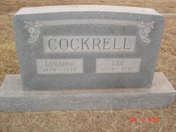 "Robert Lee ""Lee"" Cockrell, Sr"