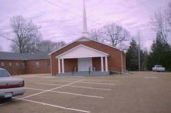 Harmontown Baptist Church Cemetery