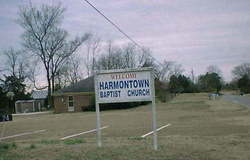 Harmontown mississippi