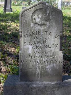 Marietta V. Crumley