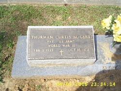 Thurman Curtis Rogers