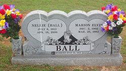 Nellie <I>Hall</I> Ball