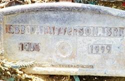 "Abb D. ""Davis"" Patterson"