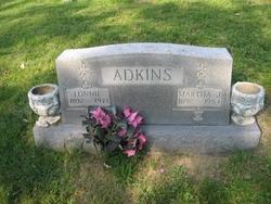 Martha Jane <I>Graley</I> Adkins