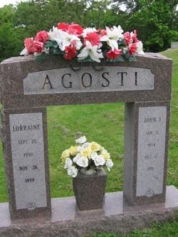 John F. Agosti