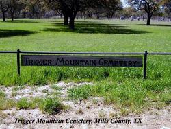 Trigger Mountain Cemetery