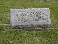 Ida Annis <I>Gracey</I> Jackson