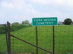 York Medina Cemetery