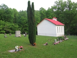Louther Methodist Church Cemetery