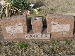 Leo Edger Wooldridge, Sr