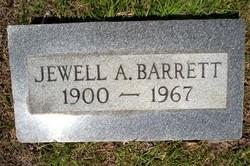 Jewell A Barrett