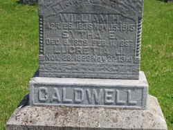 Sytha E. <I>Hill</I> Caldwell