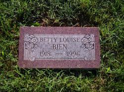 Betty Louise Bien