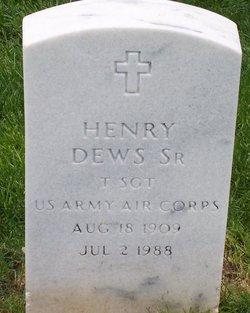 Henry Dews, Sr