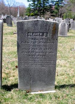 Oliver B. Amerman