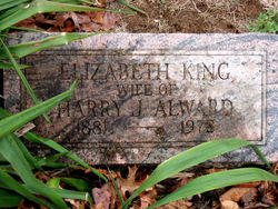 Elizabeth <I>King</I> Alward