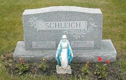 Walter E Schleich