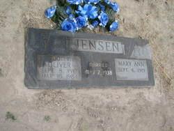 Tooter Oliver Jensen
