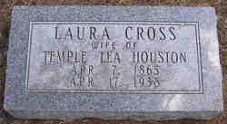 Laura <I>Cross</I> Houston