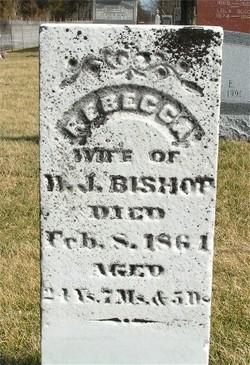 Rebecca <I>Johnsonbaugh</I> Bishop