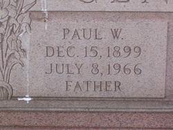 Paul W. Genzen