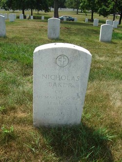 CPL Nicholas Baker