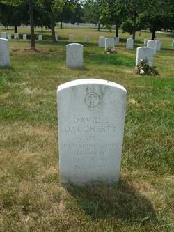 Corp David Lee Daugherty