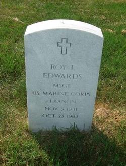 MSGT Roy Lee Edwards