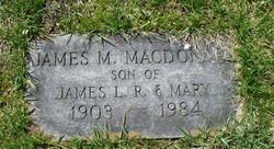 James Malcolm MacDonald