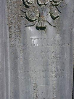 Harriett Newell <I>Cooper</I> Brooks
