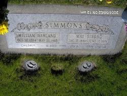 Mae <I>Strong</I> Simmons