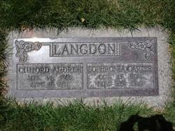 Sophronia Ellen <I>Carter</I> Langdon