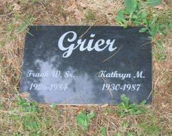Frank W. Grier, Sr