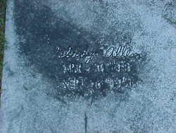 Gladys Aline <I>Doke</I> Allen