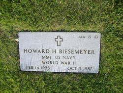 Howard H Biesemeyer