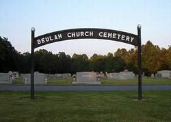 Beulah Church Cemetery