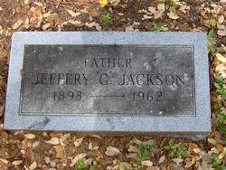 Jeffery Green Jackson