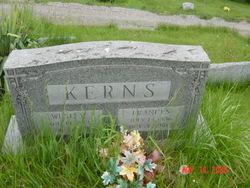 Frances <I>Courtwright</I> Kerns