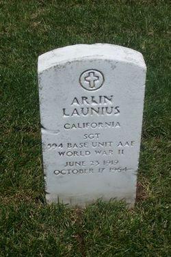 Arlin Launius