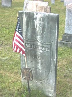 Pvt James H Adams
