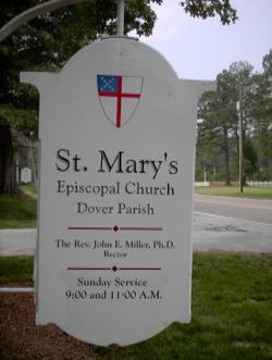 Saint Mary's Episcopal Church Cemetery
