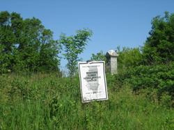 Queen Anne Prairie Eckert Cemetery