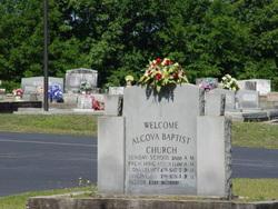 Alcova Baptist Church Cemetery