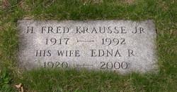 Edna R Krausse