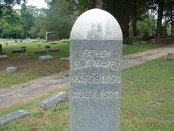 John W, Ames