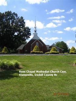 Rose Chapel Church Cemetery