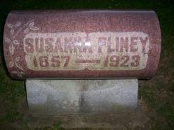 Susanna <I>Johnson</I> Fliney