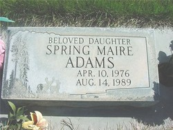 Spring Maire Adams