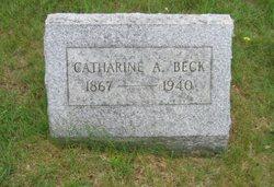 """Catharine A. """"Kate"""" Beck"""